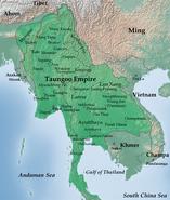 Toungoo Empire