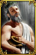 Dioniso Retrato