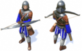Imperial Crossbowman in the Definitive Edition