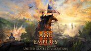 United States Civilization artwork