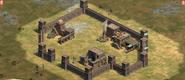 河中地區 軍事建築 封建
