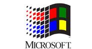 Microsoft Logo 1998