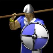 Elite skirmisher render