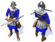 Veteran Crossbowman in the Definitive Edition