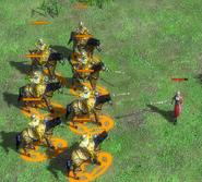 Manchu attack