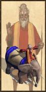 Brahmin history portrait