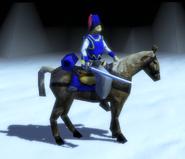 In-game Cossack
