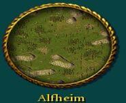 Alfheim menu image