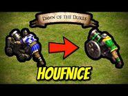 HOUFNICE - Bohemians Unique Unit - AoE II- Definitive Edition