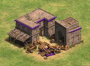 Cuman feudal age workshop