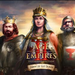 Age of Empires II: Definitive Edition - Dawn of the Dukes