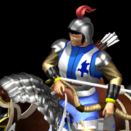 Cavalryarcher render