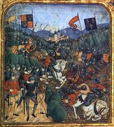 English-longbowmen-at-Agincourt