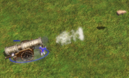 Mediocre bombard shooting capybara