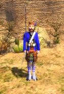 Highlander model