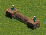 Muro pequeño