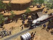Train Trading Post