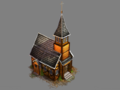 German church Colonial age