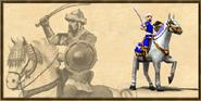 Mameluke history potrait