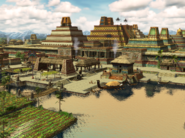 Aztec Tenochititlan