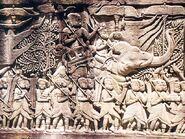 Bayon Angkor Relief1