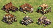 New stables de castle