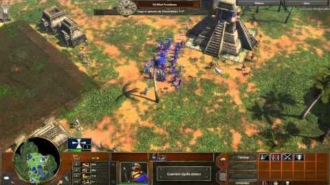 Age of empires 3 Campaña Acto 1 Misión 5 En español (voces y texto)
