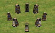 Siege tower old