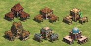 New town centers de castle