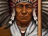 Lakota War Chief