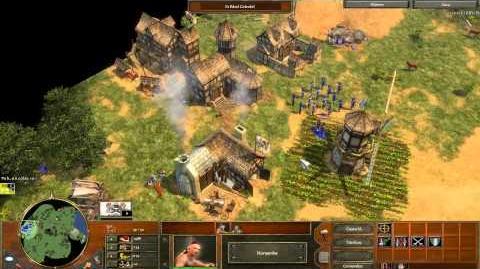 Age of empires 3 Campaña acto 2 Misión 2 En español (voces y texto)