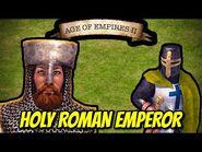 HOLY ROMAN EMPEROR (Furor Teutonicus) - AoE II- Definitive Edition
