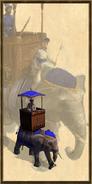 Howdah history portrait
