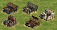 All-aoe2-barracks