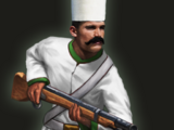 Nizam Fusilier