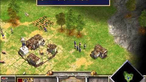 Age of Mythology; campaña 1, misión 2