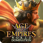 Age of Empires - World Domination logo