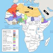 African Royals cultures