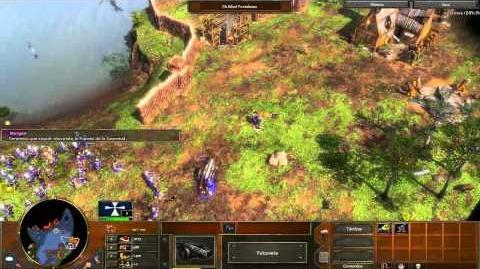 Age of empires 3 Campaña Acto 1 Mision 8 En español (voces y textos)