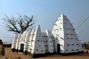 Mud mosque