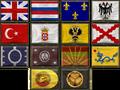 Aoe3 all flags