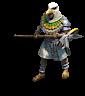 Armor class: Eagle Warrior