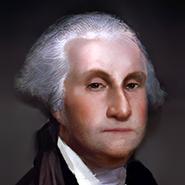 George Washington avatar DE