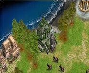 Overgrown Temple Kronos