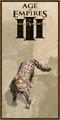 Snow Leopard history portrait