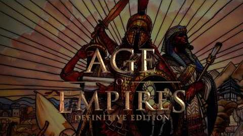 Age of Empires Definitive Edition announcement trailer