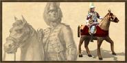 Dragoon history portrait