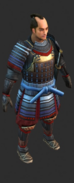 General Kichiro concept