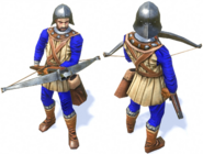 Guard Crossbowman in the Definitive Edition