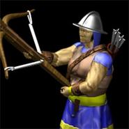 AoE2 Crossbowman render